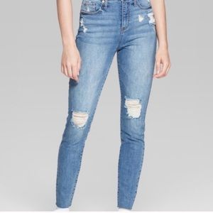 Wild Fable High Rise Skinny Jeans 2